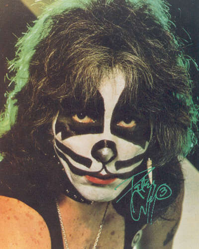 Kiss Band Without Makeup: Daily Trivia – 9/16/11