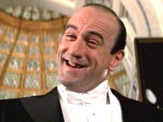 Los intocables de Eliot Ness - Brian De Palma Capone-de-niro
