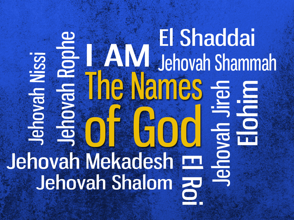Names Of God: The A-Word, Part 2