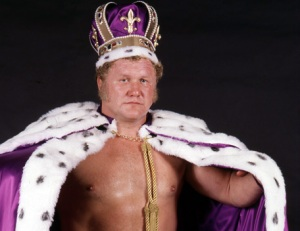 Handsome Harley Race, The King of the Ring