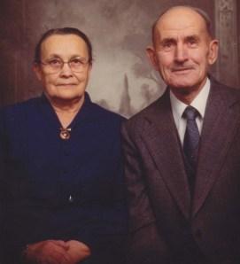 Eliesabeth and David Petkau