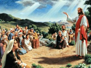 Jesus used a lot of parables to teach about the kingdom of heaven.