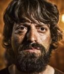 Sebastian Knapp played John the Apostle in The Bible miniseries.