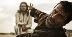 Con ONeill played Saul/Paul in The Bible miniseries.