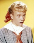 Hayley Mills starred in Disney's Pollyanna in 1960.