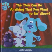 This book is adapted from the Blue's Clues Big Musical Movie, which was a favorite in my household in the early 2000s.