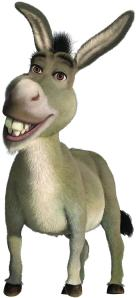 Everybody's favorite talking Donkey