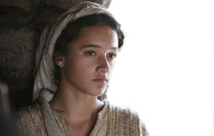 Keisha Castle-Hughes played Mary in The Nativity Story (2006).
