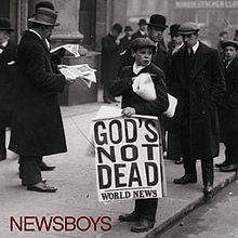 'You make all things work together for my good,' sing the Newsboys in this album's title track.