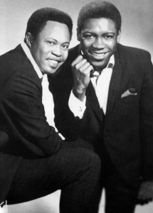 Sam & Dave, the R&B duo responsible for classics like Soul Man and Hold On, I'm Comin'.
