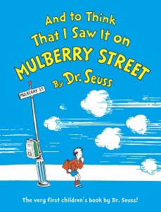 """""""He looks at me and sternly says, 'Your eyesight's much too keen.'"""" Marco the narrator says, quoting his dad, in this classic Seuss book. Do you hold back from seeing the Spirit at work in your life, because you're afraid someone will blast you with that kind of rebuke? Are you sure they're right?"""