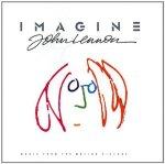 A poster from the 1988 documentary film Imagine: John Lennon