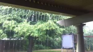 Rain on a Roof