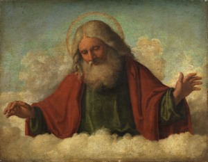 God the Father by Cima da Conegliano, c. 1515