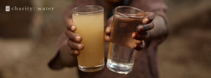 Cheers to clean drinking water!