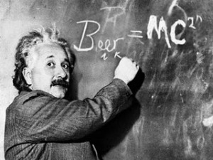Beer makes you smarter.