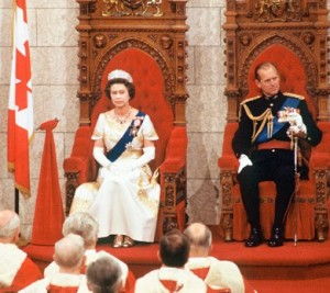 Queen Elizabeth II and Prince Philip visited Ottawa in 1977 to celebrate her Silver Jubilee.