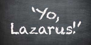 Yo Lazarus