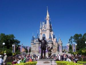 Not the Magic Kingdom, God's Kingdom!