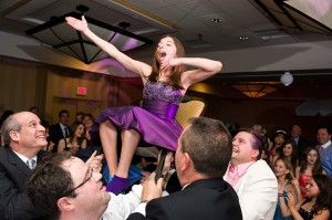 A Bat Mitzvah: nothing like this happened at my Confirmation party – of course, I was 42...
