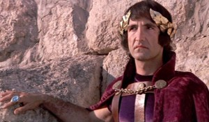 Pilate (Barry Dennen) in the 1973 film Jesus Christ Superstar